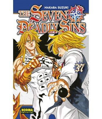 The Seven Deadly Sins Nº 37...