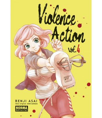 Violence Action Nº 04
