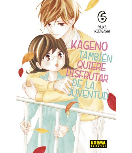Kageno también quiere disfrutar de la juventud Nº 06 (de 11)