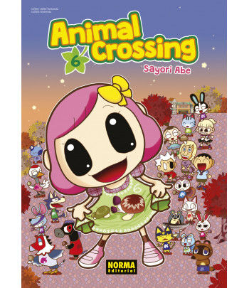 Animal Crossing Nº 06 (de 12)