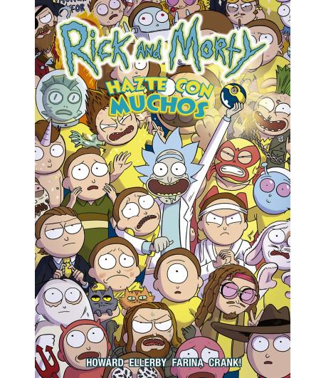 Rick y Morty: Hazte con muchos
