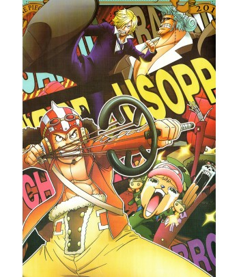 Póster One Piece 04