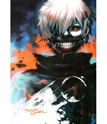 Póster Tokyo Ghoul 01