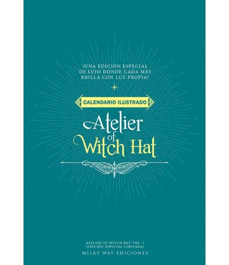 Atelier of Witch Hat Nº 07 (Edición Especial)