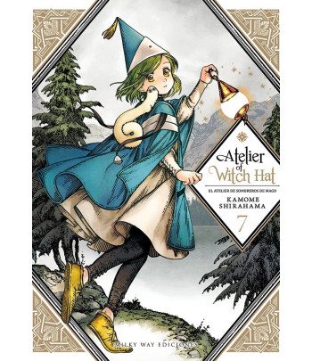 Atelier of Witch Hat Nº 07