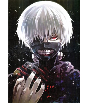 Póster Tokyo Ghoul 03