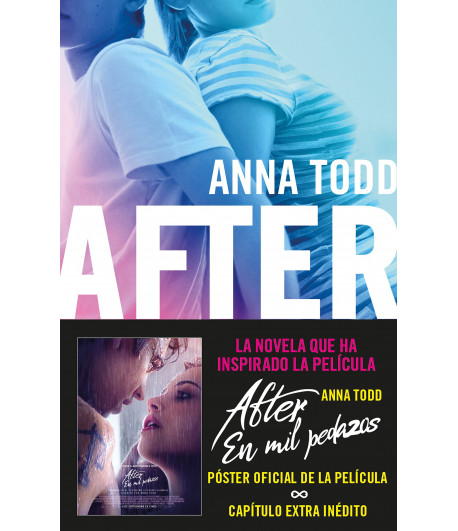 After Nº 2: En mil pedazos (Ed. actualizada)