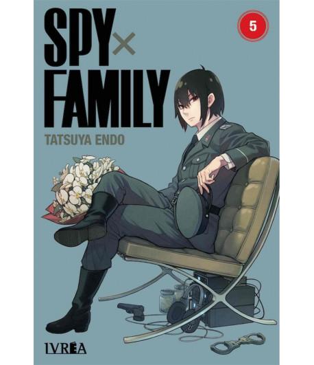 Spy x Family Nº 05