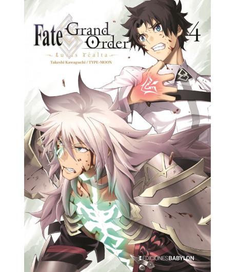 Fate / Grand Order: Turas Réalta Nº 04