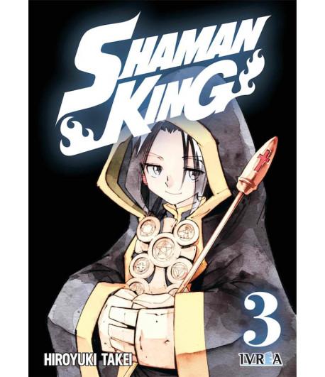 Shaman King Nº 03 (de 17)