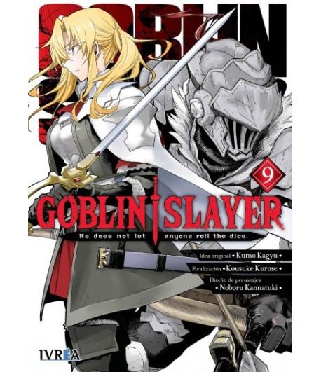 Goblin Slayer Nº 09