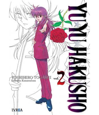 Yu Yu Hakusho Nº 02 (de 15)