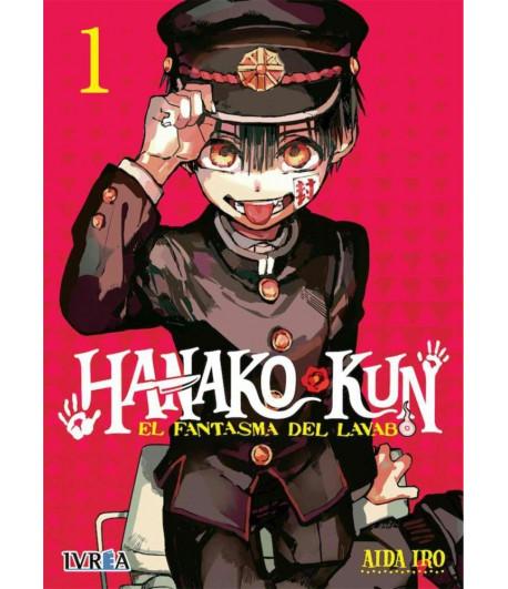 Hanako-kun, el fantasma del lavabo Nº 01