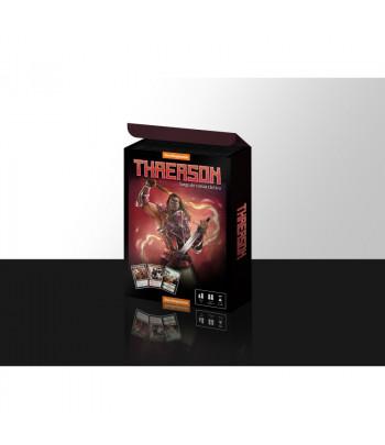 Threason, el juego de cartas