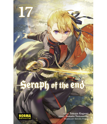Seraph of the End Nº 17