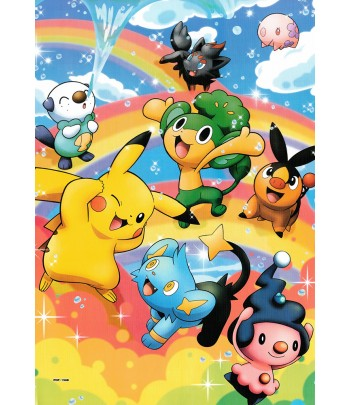 Póster Pokémon 03