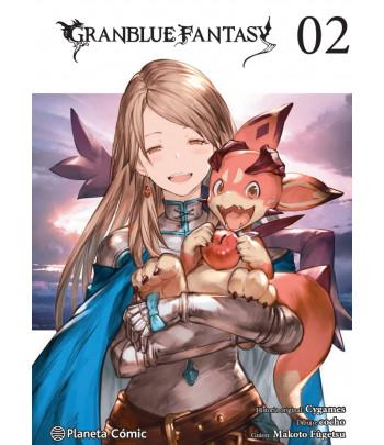 GranBlue Fantasy Nº 2 (de 6)