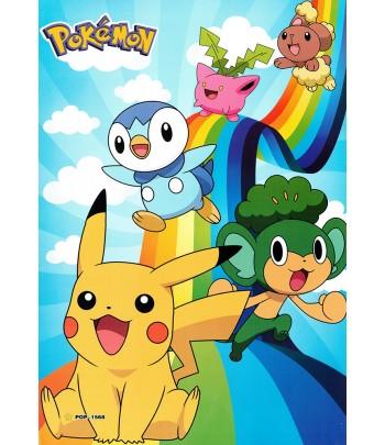 Póster Pokémon 04