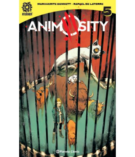 Animosity Nº 05
