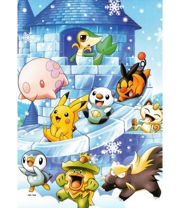 Póster Pokémon 08
