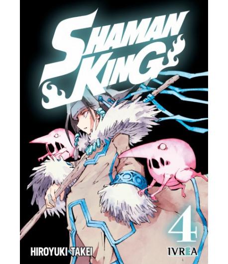 Shaman King Nº 04 (de 17)