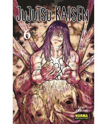 Jujutsu Kaisen Nº 06