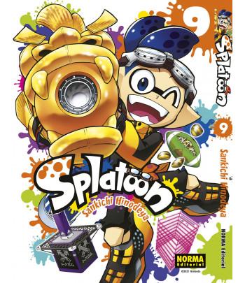 Splatoon Nº 09