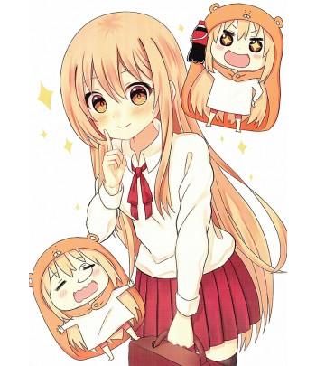 Póster Himouto! Umaru-chan 04