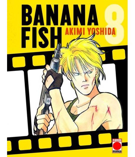 Banana Fish Nº 08 (de 10)