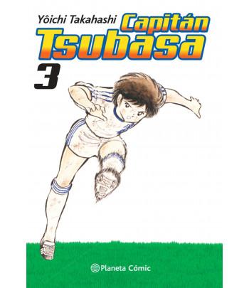 Capitán Tsubasa Nº 03 (de 21)