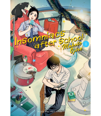 Insomniacs After School Nº 01
