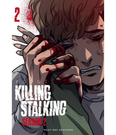 Killing Stalking Season 2 Nº 2 (de 4)