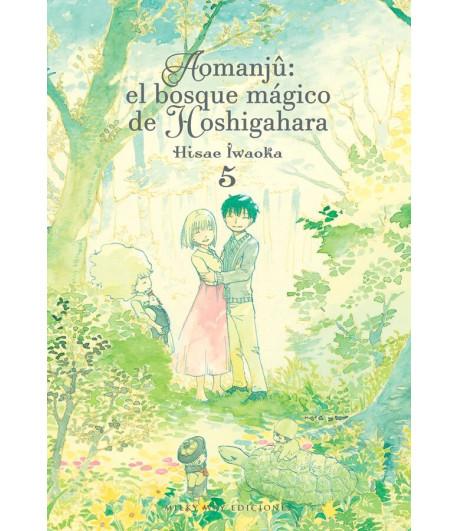 Aomanjû: el bosque mágico de Hoshigahara Nº 5 (de 5)