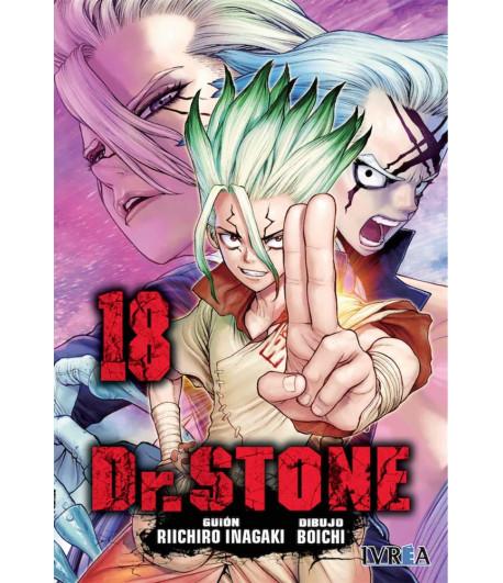 Dr. Stone Nº 18