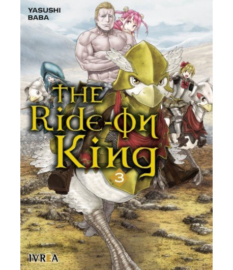 The Ride-on King Nº 03