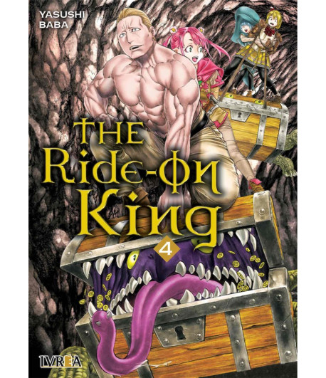 The Ride-on King Nº 04