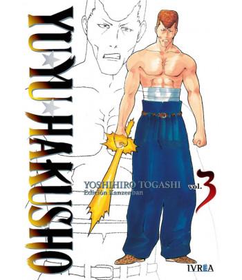 Yu Yu Hakusho Nº 03 (de 15)