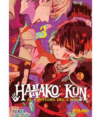 Hanako-kun, el fantasma del...