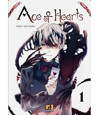 Ace of Hearts Nº 01