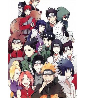 Póster Naruto 01