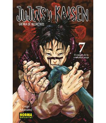 Jujutsu Kaisen Nº 07