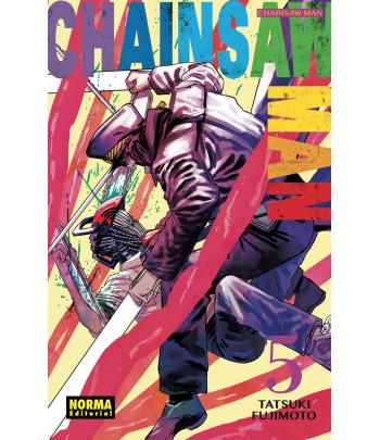 Chainsaw Man Nº 05 (de 11)