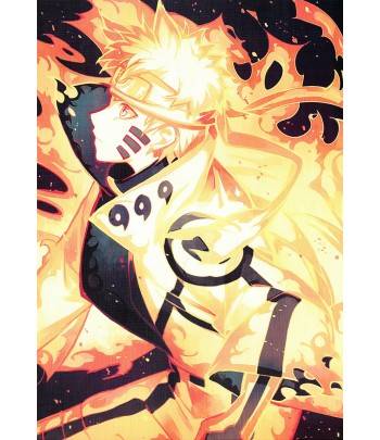 Póster Naruto 02