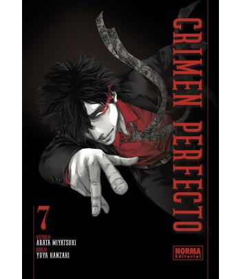 Crimen Perfecto Nº 07 (de 12)