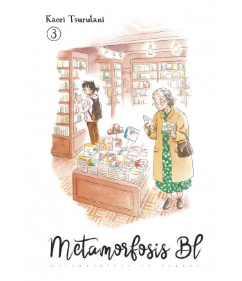 Metamorfosis BL Nº 3 (de 5)