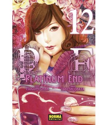 Platinum End Nº 12 (de 14)