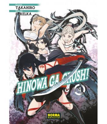 Hinowa ga Crush! Nº 04