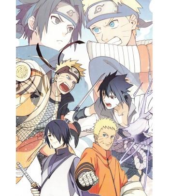 Póster Naruto 04