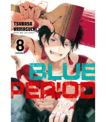 Blue Period Nº 08