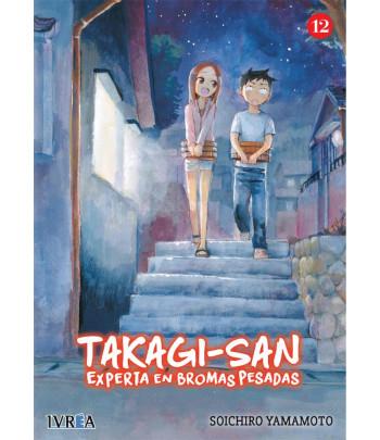 Takagi-san, experta en...